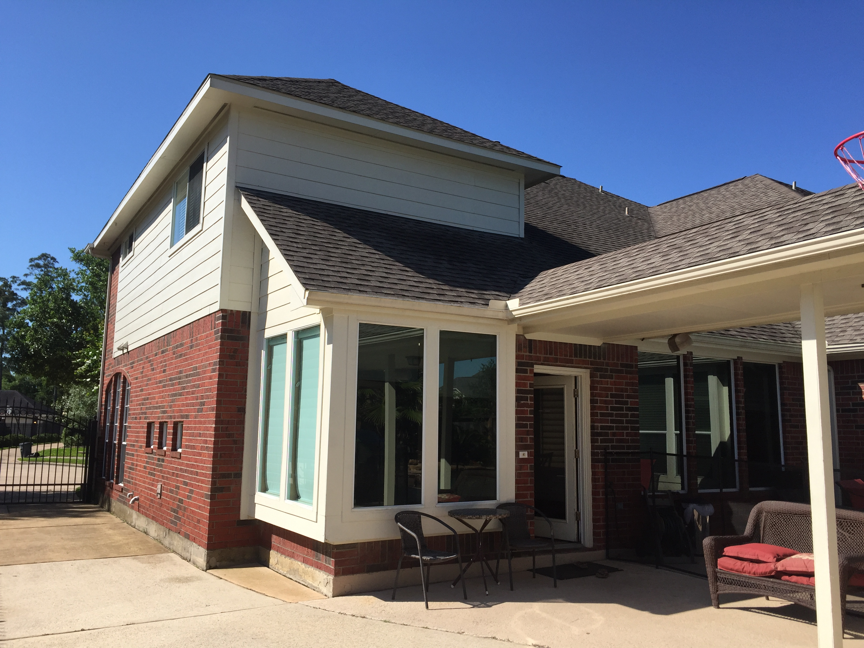 Patio Cover And Breezeway Cypress