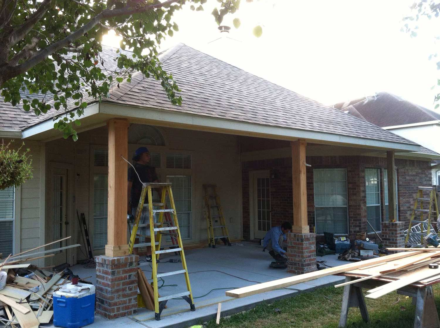 Attractive HHI Patio Covers