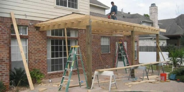 patio frame