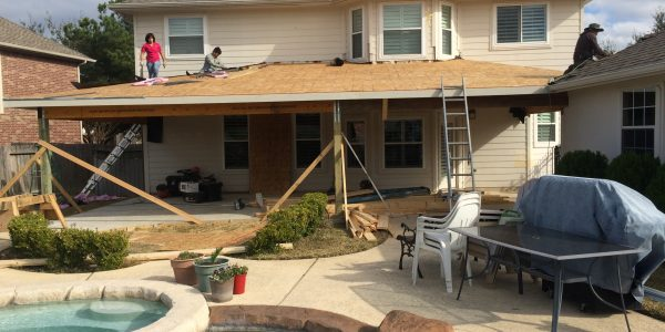 patio cover deck