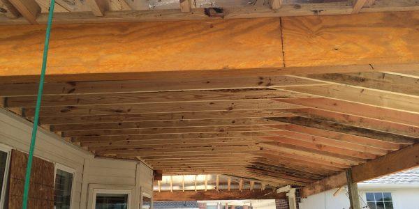 patio covet roof