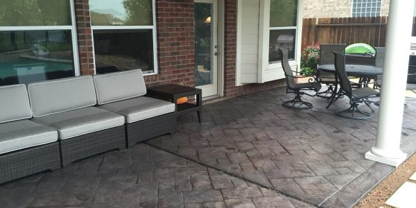 patio cover floor