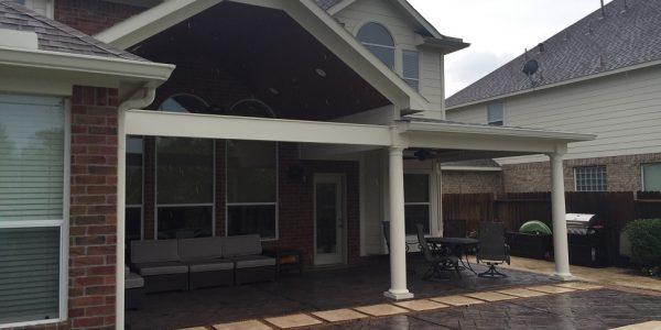 gable patio cover