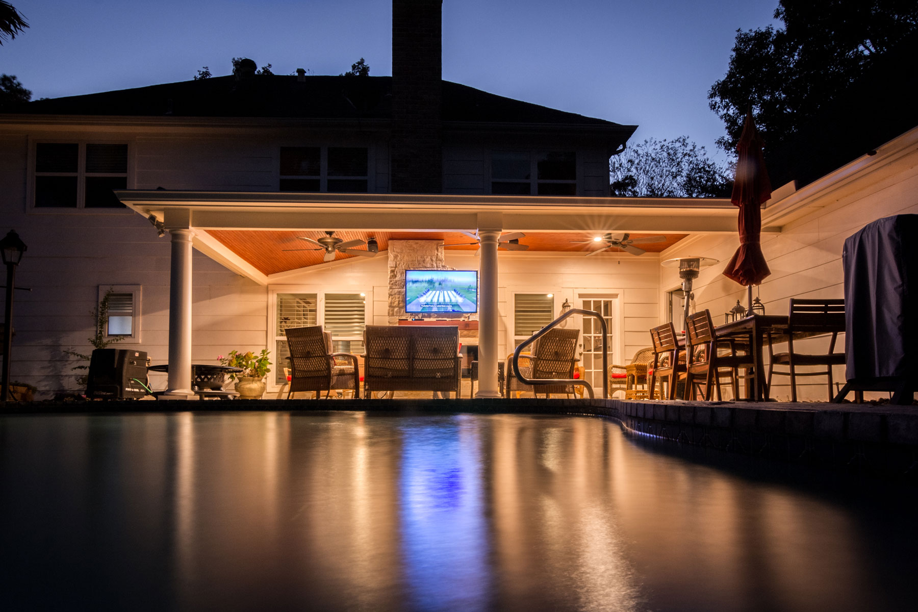 Patio Cover in Katy Texas - HHI Patio Covers